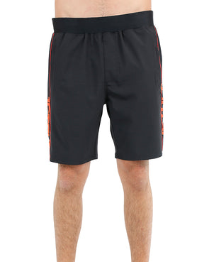 JETPILOT SPRINT MENS WALKSHORT BLACK/RED