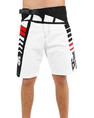 JETPILOT ORBIT MENS BOARDSHORT WHITE/RED