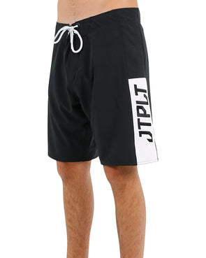 JETPILOT RX MENS BOARDSHORT BLACK/WHITE