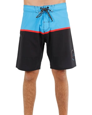 JETPILOT C4 YOUTH BOARDSHORT BLUE/BLACK