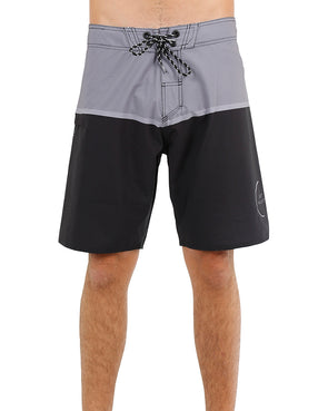 JETPILOT C4 YOUTH BOARDSHORT CHAR/BLACK