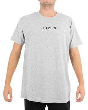 JETPILOT COMPANY MENS TEE HEATHER