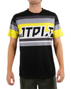 JETPILOT SCALP MENS HYDRO TEE BLACK