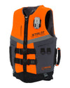 JETPILOT VENTURE MENS FE NEO VEST ORANGE LEVEL 50