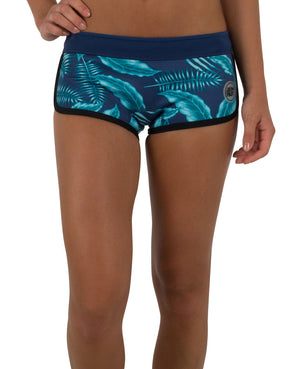 JETPILOT STAY CHILL LADIES NEO SHORT BLUE/TEAL