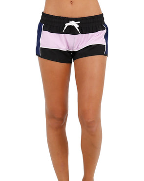 JETPILOT PRO SERIES LADIES BOARDSHORT BLACK