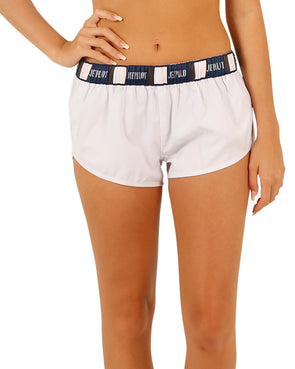 JETPILOT KICK ON LADIES BOARKSHORT WHITE