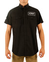 JETPILOT SHOP MENS SHIRT BLACK