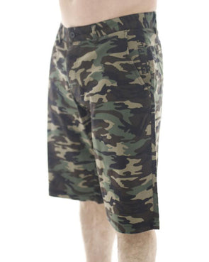 JETPILOT SHOTGUN MENS WALK SHORT CAMO