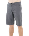 JETPILOT SHOTGUN MENS WALK SHORT BLACK/CHECK