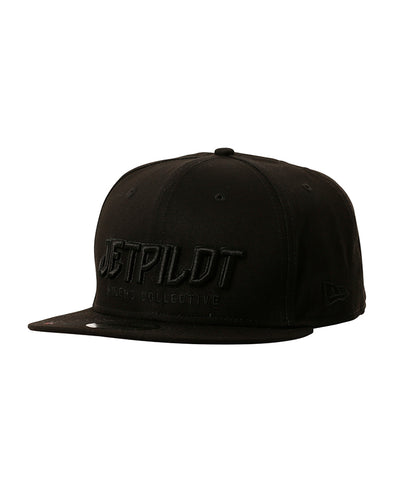 JETPILOT BIG HIT MENS CAP BLACK