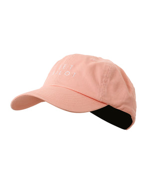JETPILOT PRO SERIES LADIES CAP PINK