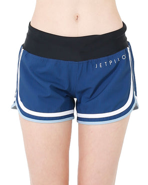JETPILOT STAPLE LADIES BOARDSHORT NAVY