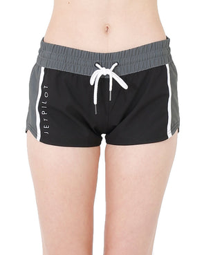 JETPILOT PRO SERIES LADIES RIDESHORT BLACK