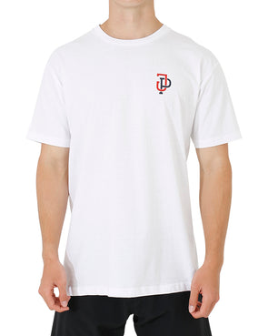 JETPILOT LINK UP YOUTH TEE WHITE