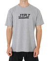 JETPILOT JTPLT YOUTH TEE GREY/MARLE