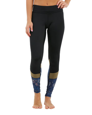 JETPILOT BEC ASCENT LADIES LEGGINGS BLACK