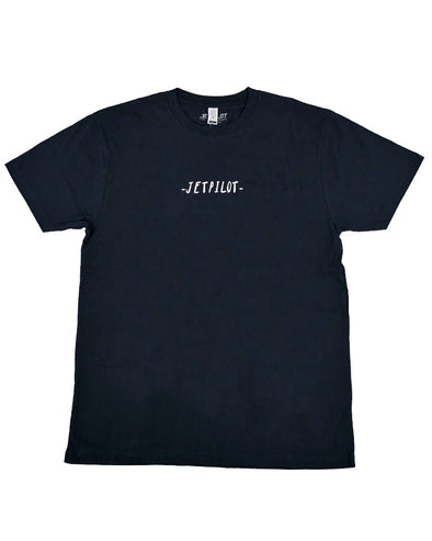 JETPILOT SINK OR SWIM YOUTH TEE NAVY