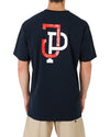 JETPILOT LINKUP MENS TEE NAVY