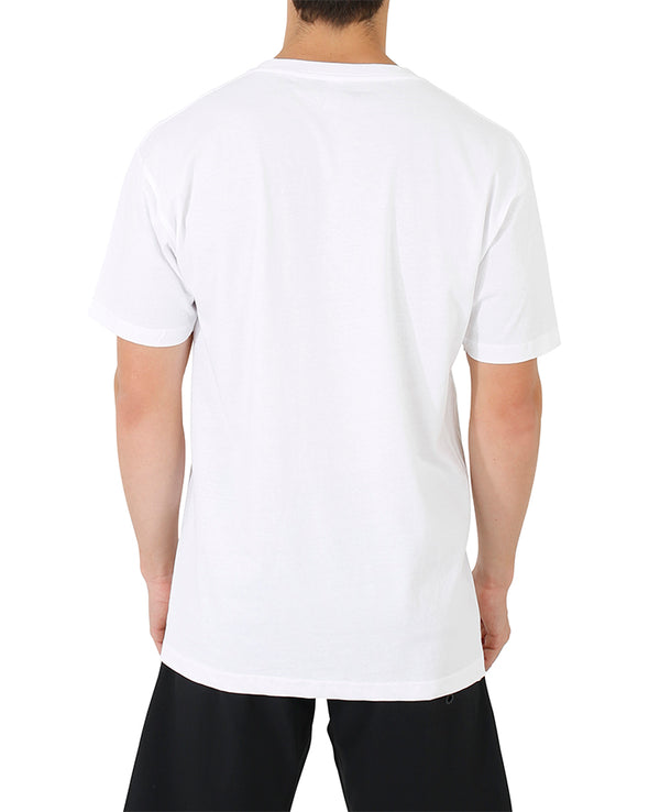 JETPILOT BRICK MENS TEE WHITE
