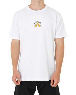 JETPILOT SAVE WATER MENS TEE WHITE