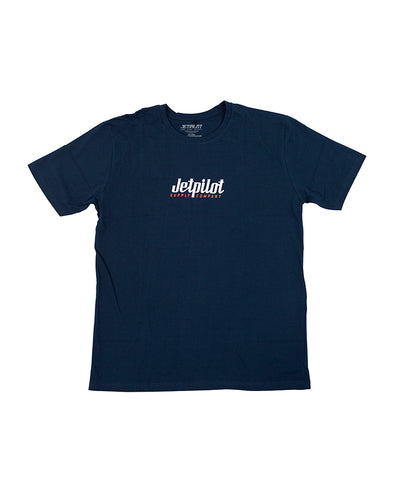 JETPILOT SUPPLY MENS TEE NAVY