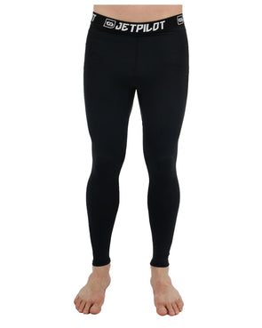 JETPILOT JP MENS LEGGINGS BLACK