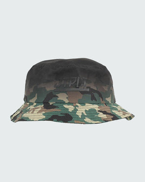 JETPILOT MOVEMENT YOUTH BUCKET HAT CAMO