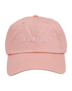 JETPILOT JANE LADIES CAP PEACH