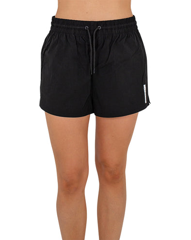 JETPILOT ACTIVE LADIES BOARKSHORT BLACK