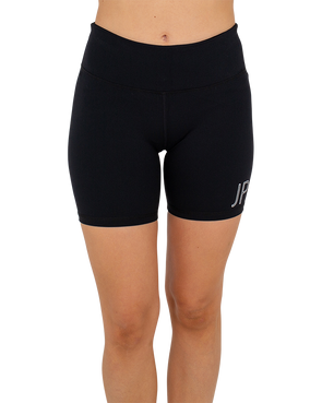 JETPILOT ACTIVE LADIES BIKE SHORT BLACK