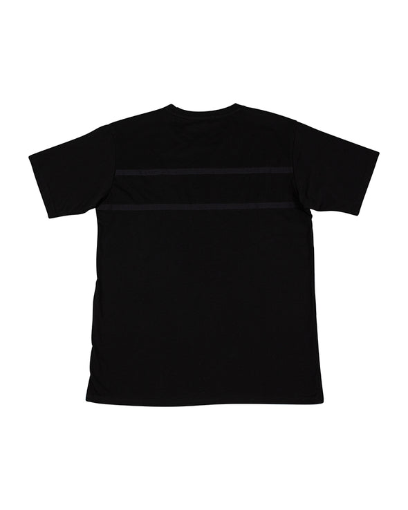 JETPILOT TAPED UP MENS TEE BLACK