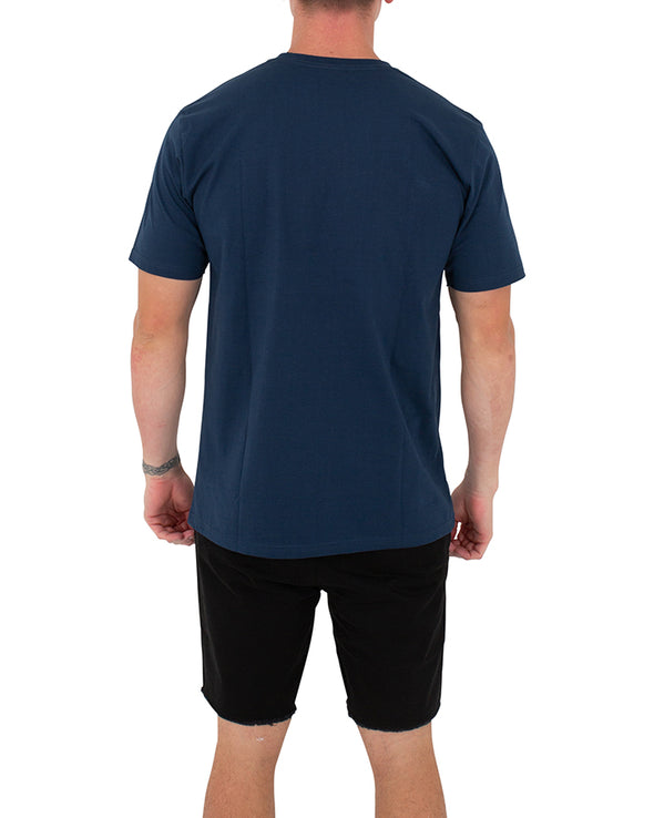 JETPILOT DIRECTION MENS TEE NAVY