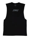 JETPILOT BACK HITS MENS MUSCLE BLACK
