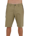 JETPILOT SHOTGUN MENS WALK SHORT KHAKI