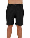 JETPILOT PINSTRIPE MENS WALKSHORT BLACK