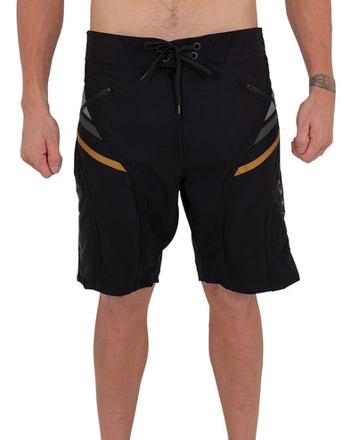 JETPILOT SCALP MENS BOARDSHORT BLACK/GOLD