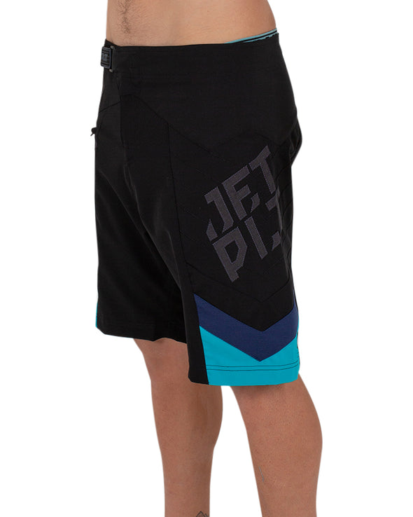 JETPILOT ORBITAL MENS BOARDSHORT BLACK/BLUE