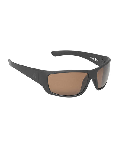 JETPILOT HOLESHOT SUNNIES - BROWN