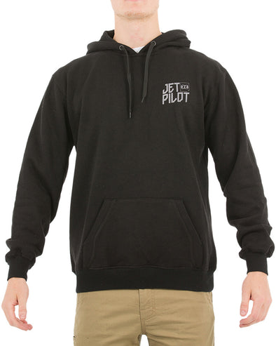 JETPILOT SHOWTIME YOUTH FLEECE BLACK