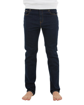 JETPILOT STRAIGHT LEG MENS JEAN BLUE