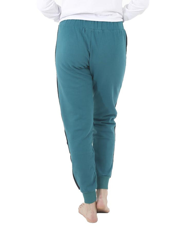JETPILOT FOR THE TRACK LADIES TRACKIES TEAL