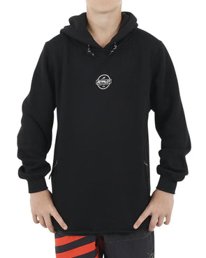 JETPILOT SHOWTIME YOUTH HOODIE BLACK