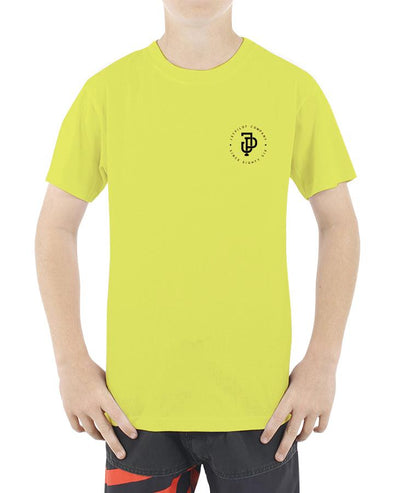 JETPILOT JPCO YOUTH TEE YELLOW