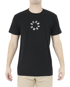JETPILOT WIRED MENS TEE BLACK