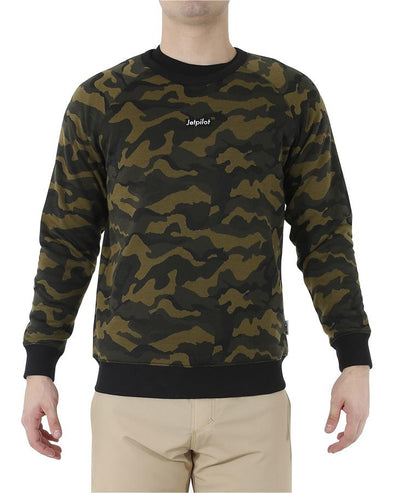 JETPILOT MINI BRICK MENS CREW CAMO