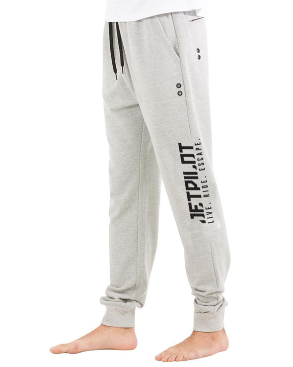 JETPILOT ESSENTIALS TRACK PANTS MARLE