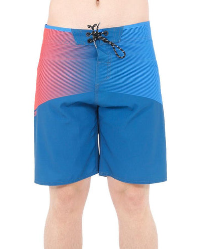JETPILOT FLARE MENS BOARDSHORT NAVY/RED