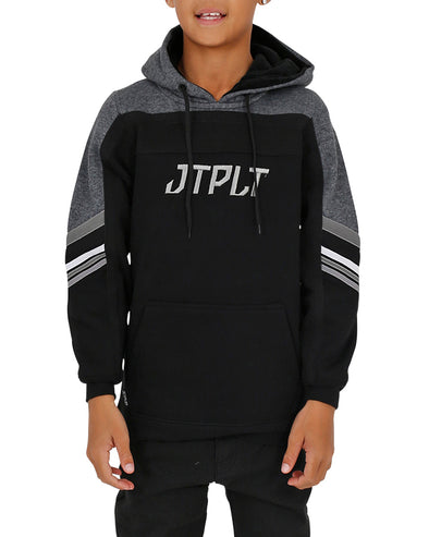 JETPILOT SCALP YOUTH HOODIE BLACK