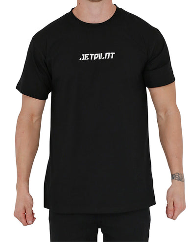 JETPILOT SPEEDER MENS TEE BLACK